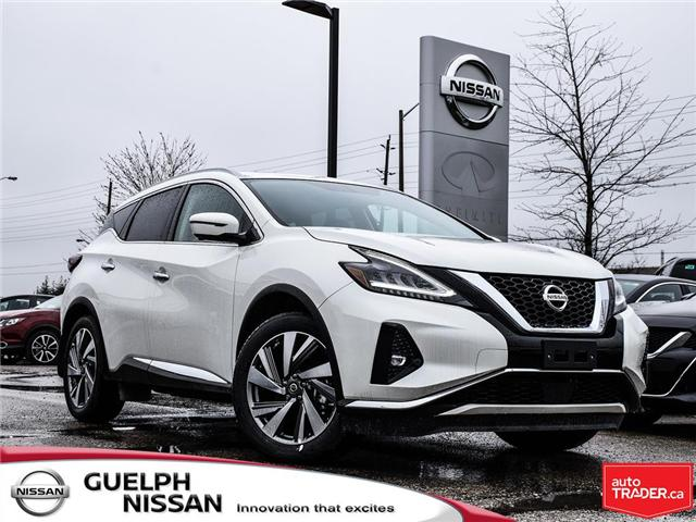 2019 Nissan Murano SL (Stk: N19978) in Guelph - Image 1 of 24