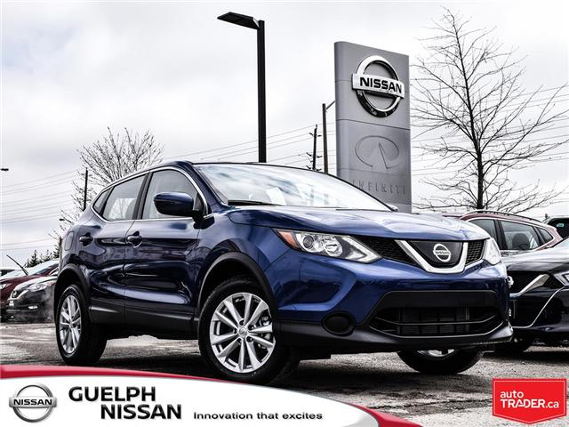 2018 Nissan Qashqai S (Stk: N19830) in Guelph - Image 1 of 23