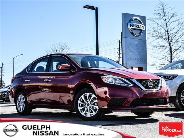 2019 Nissan Sentra 1.8 SV (Stk: N20063) in Guelph - Image 1 of 22