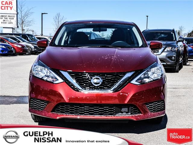 2019 Nissan Sentra 1.8 SV (Stk: N20063) in Guelph - Image 2 of 22
