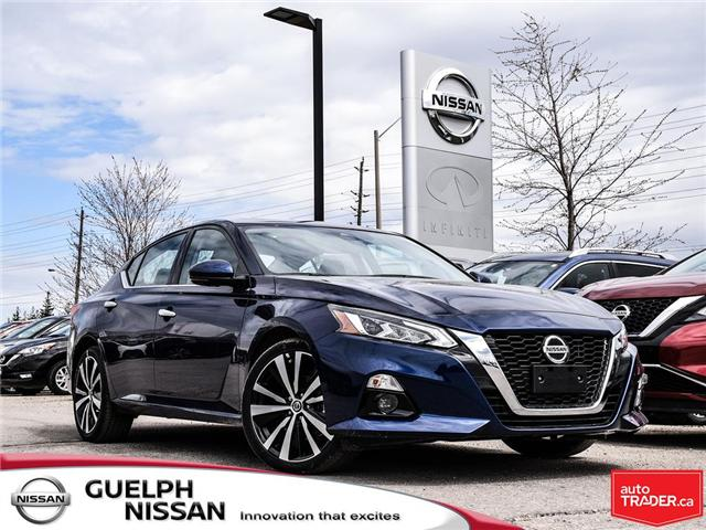 2019 Nissan Altima 2.5 Platinum (Stk: N20070) in Guelph - Image 1 of 24