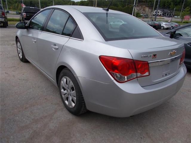 2013 Chevrolet Cruze LT Turbo at $6995 for sale in Bancroft