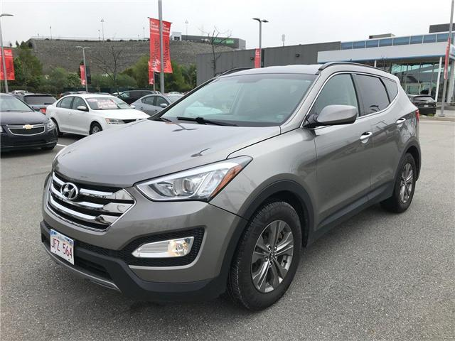 2014 Hyundai Santa Fe Sport 2.4 Premium (Stk: P137667) in Saint John - Image 1 of 38