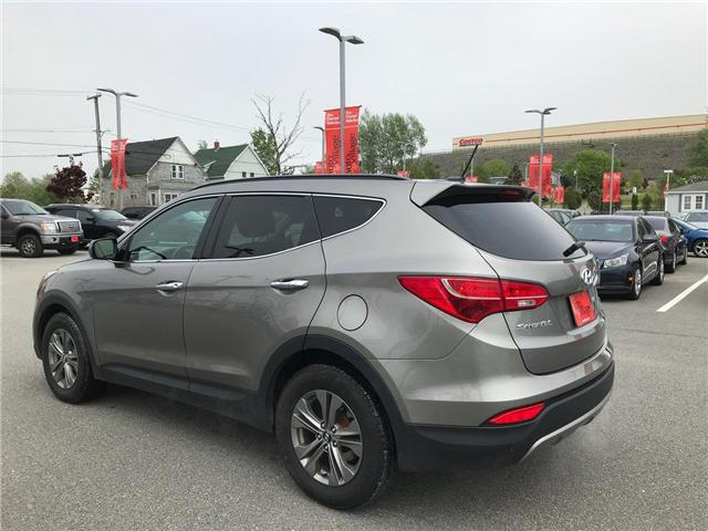 2014 Hyundai Santa Fe Sport 2.4 Premium (Stk: P137667) in Saint John - Image 3 of 6