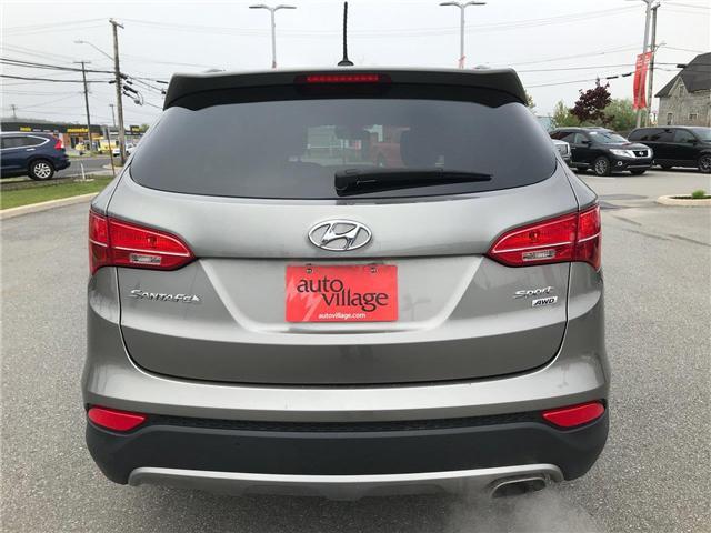 2014 Hyundai Santa Fe Sport 2.4 Premium (Stk: P137667) in Saint John - Image 4 of 6