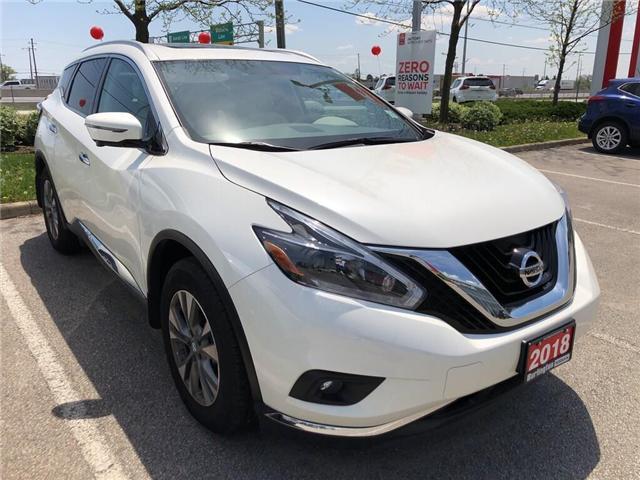 2018 Nissan Murano SL (Stk: X8767D) in Burlington - Image 2 of 5