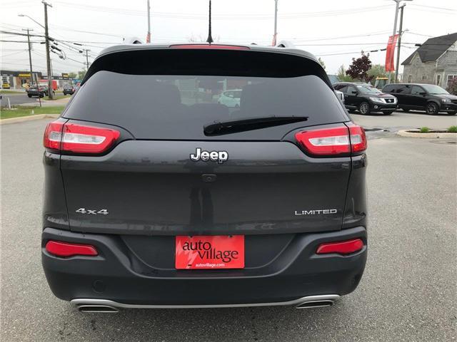 2017 Jeep Cherokee Limited (Stk: P561172) in Saint John - Image 4 of 41