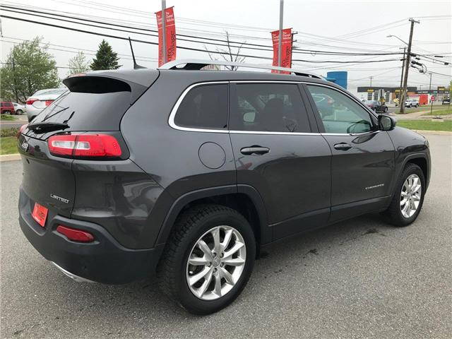 2017 Jeep Cherokee Limited (Stk: P561172) in Saint John - Image 7 of 41