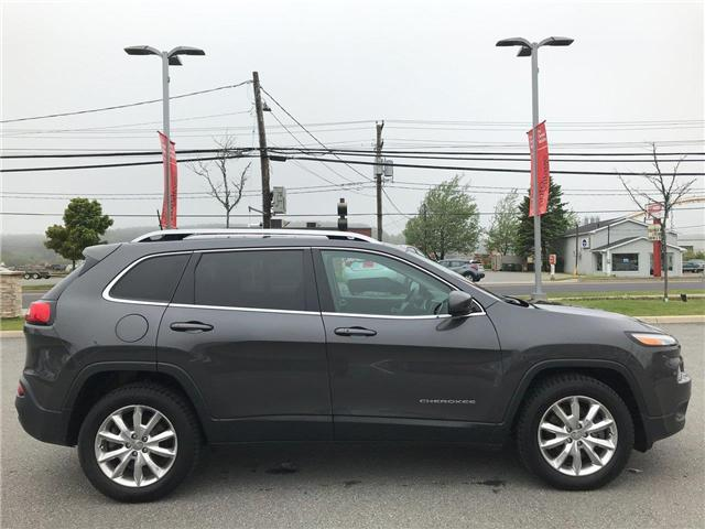 2017 Jeep Cherokee Limited (Stk: P561172) in Saint John - Image 8 of 41