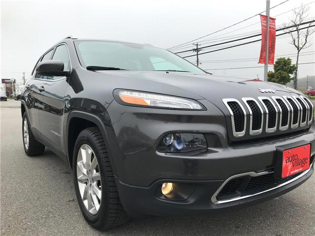 2017 Jeep Cherokee Limited (Stk: P561172) in Saint John - Image 11 of 41