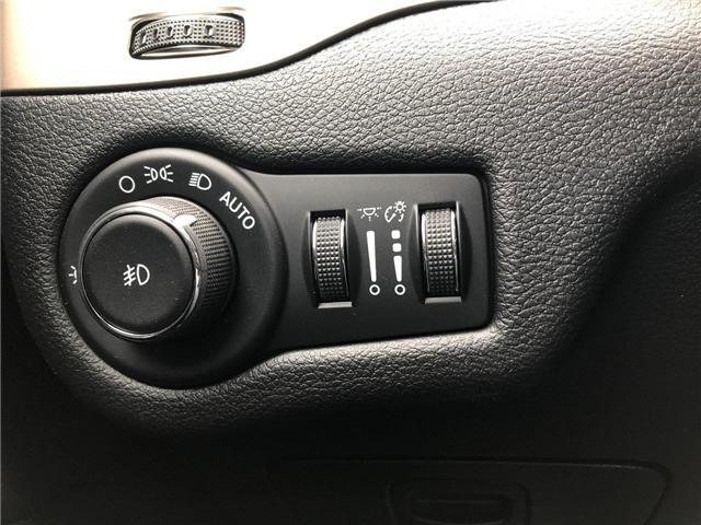 2017 Jeep Cherokee Limited (Stk: P561172) in Saint John - Image 22 of 41
