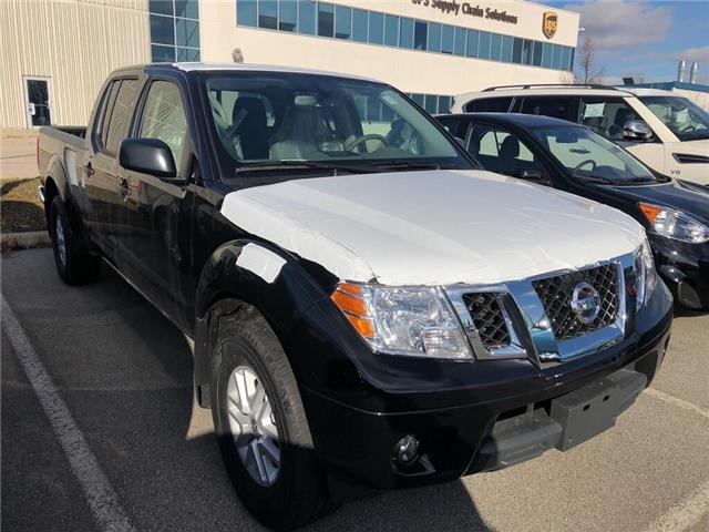 2019 Nissan Frontier SV (Stk: Y4001) in Burlington - Image 3 of 5