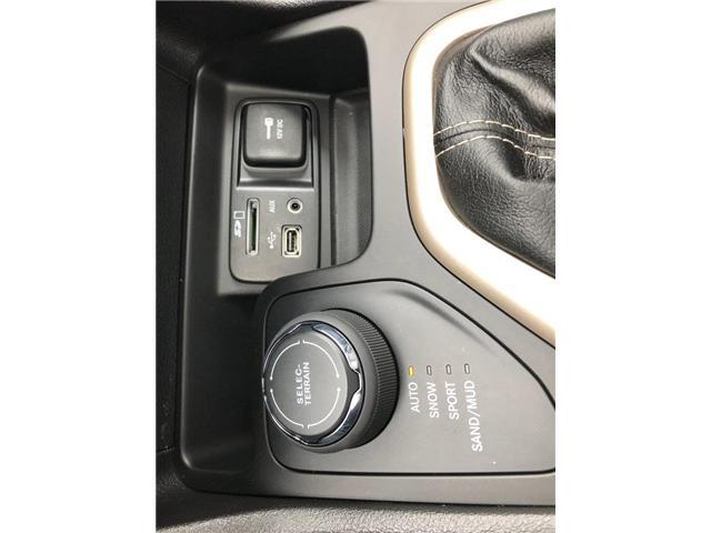 2017 Jeep Cherokee Limited (Stk: P561172) in Saint John - Image 30 of 41