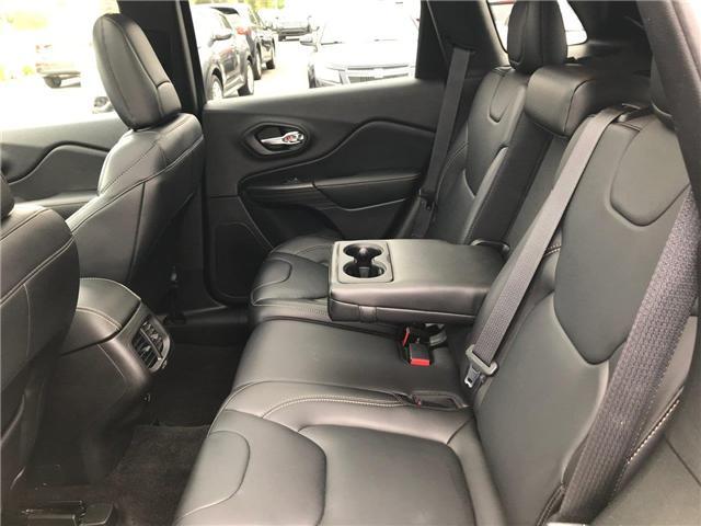 2017 Jeep Cherokee Limited (Stk: P561172) in Saint John - Image 37 of 41