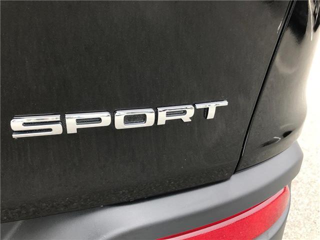 2016 Jeep Cherokee Sport (Stk: P315896) in Saint John - Image 7 of 38