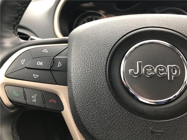 2016 Jeep Cherokee Sport (Stk: P315896) in Saint John - Image 18 of 38