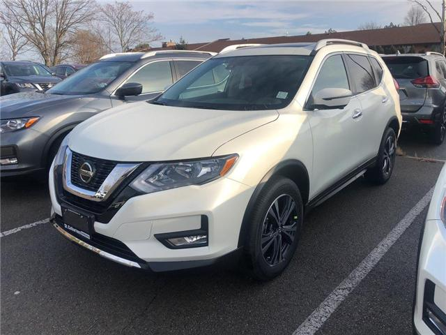 2019 Nissan Rogue SV (Stk: RG19029) in St. Catharines - Image 1 of 5