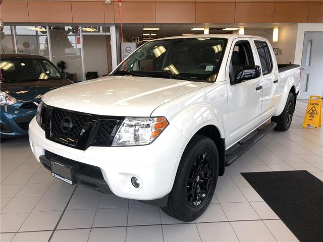 2019 Nissan Frontier Midnight Edition (Stk: FR19002) in St. Catharines - Image 1 of 5