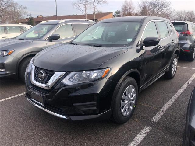 2019 Nissan Rogue S (Stk: RG19054) in St. Catharines - Image 1 of 5
