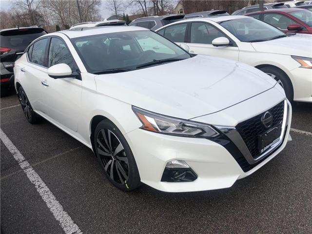 2019 Nissan Altima 2.5 Platinum (Stk: AL19012) in St. Catharines - Image 5 of 5