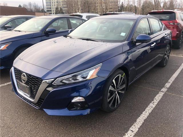 2019 Nissan Altima 2.5 Platinum (Stk: AL19011) in St. Catharines - Image 2 of 5
