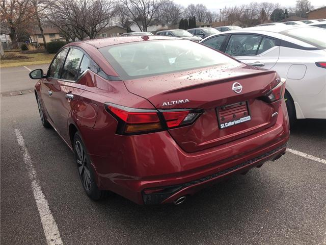 2019 Nissan Altima 2.5 SV (Stk: AL19010) in St. Catharines - Image 2 of 5