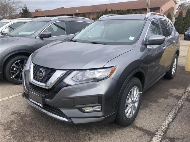 2019 Nissan Rogue SV (Stk: RG19058) in St. Catharines - Image 1 of 5