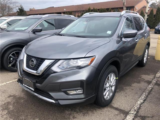 2019 Nissan Rogue SV (Stk: RG19058) in St. Catharines - Image 2 of 5