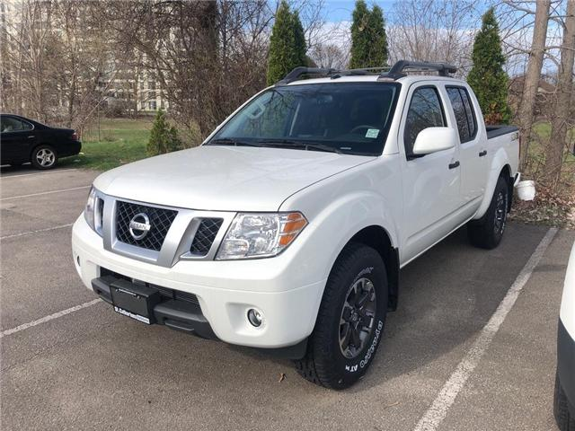 2019 Nissan Frontier PRO-4X (Stk: FR19006) in St. Catharines - Image 1 of 5
