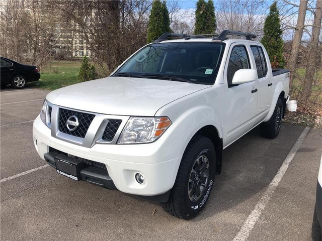 2019 Nissan Frontier PRO-4X (Stk: FR19006) in St. Catharines - Image 2 of 5