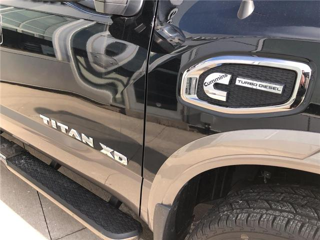 2019 Nissan Titan XD Platinum Reserve Diesel (Stk: TI19001) in St. Catharines - Image 5 of 5