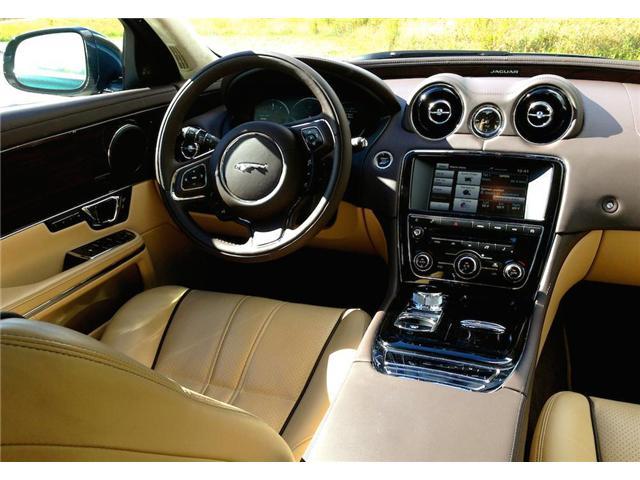2015 Jaguar XJ XJL 3.0L Portfolio (Stk: V80236) in Brampton - Image 2 of 2
