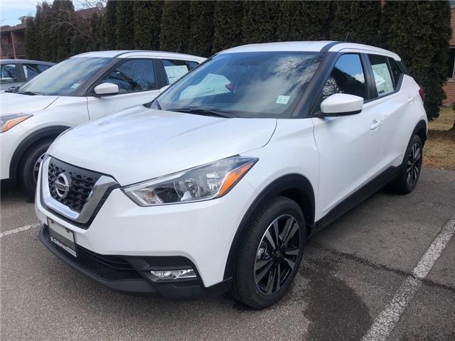 2019 Nissan Kicks SV (Stk: KI19024) in St. Catharines - Image 2 of 5