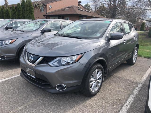 2019 Nissan Qashqai SV (Stk: QA19035) in St. Catharines - Image 1 of 5