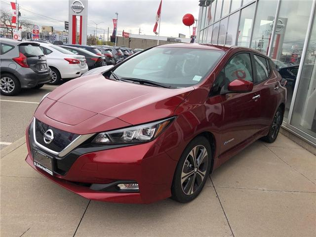 2019 Nissan LEAF SV (Stk: LF19002) in St. Catharines - Image 2 of 5