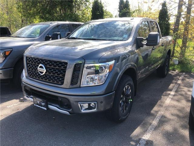 2019 Nissan Titan PRO-4X (Stk: TI19005) in St. Catharines - Image 2 of 5