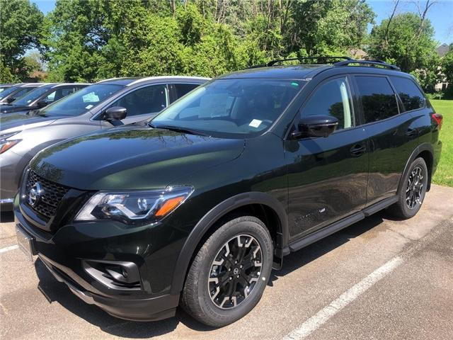 2019 Nissan Pathfinder SL Premium (Stk: PF19017) in St. Catharines - Image 2 of 5
