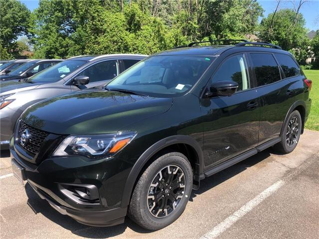 2019 Nissan Pathfinder SL Premium (Stk: PF19017) in St. Catharines - Image 1 of 5
