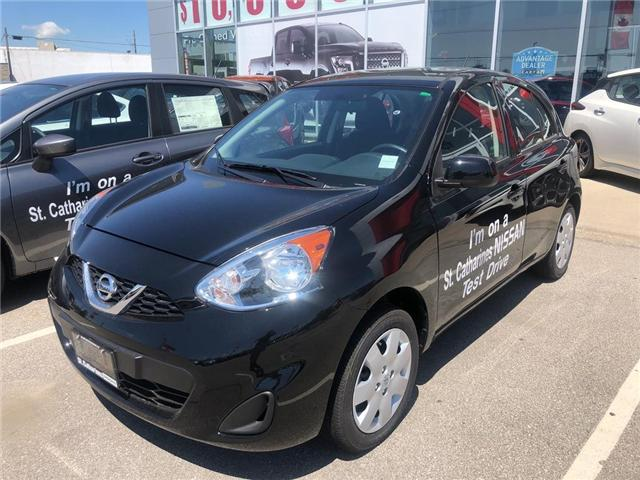 2019 Nissan Micra SV (Stk: MI19008) in St. Catharines - Image 1 of 5