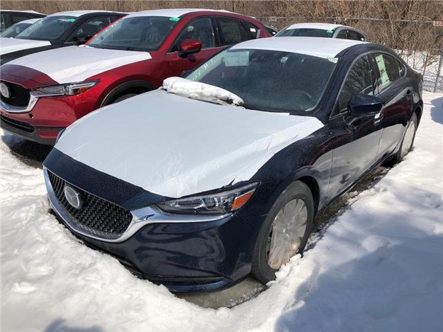 2018 Mazda MAZDA6 GS-L w/Turbo (Stk: 79335) in Toronto - Image 1 of 5
