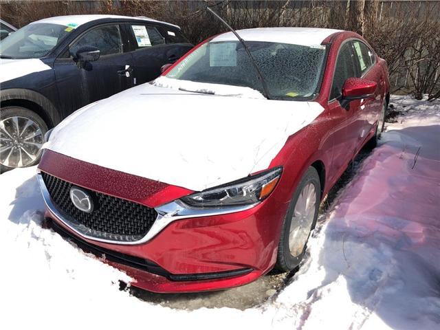 2018 Mazda MAZDA6 GS-L w/Turbo (Stk: 79455) in Toronto - Image 1 of 5