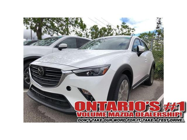 2019 Mazda CX-3 GT (Stk: 81034) in Toronto - Image 1 of 5