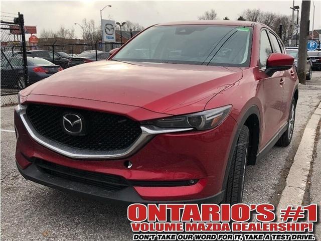 2019 Mazda CX-5 GT (Stk: 81194) in Toronto - Image 1 of 5