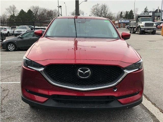 2019 Mazda CX-5 GT (Stk: 81194) in Toronto - Image 2 of 5