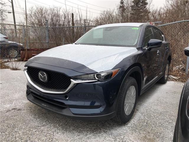 2019 Mazda CX-5 GS (Stk: 81237) in Toronto - Image 1 of 5