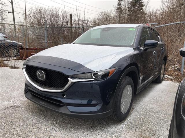 2019 Mazda CX-5 GS (Stk: 81237) in Toronto - Image 4 of 5