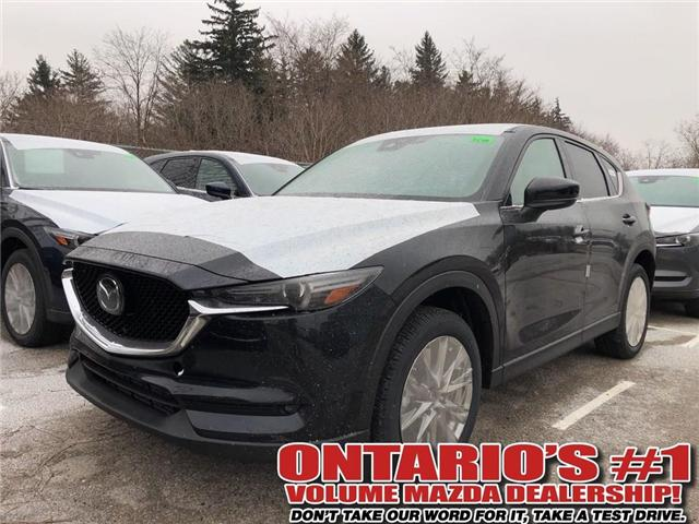 2019 Mazda CX-5 Signature (Stk: 81246) in Toronto - Image 1 of 5