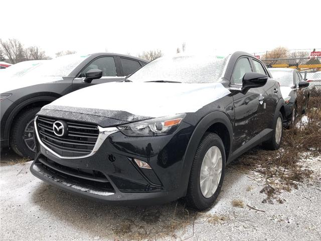 2019 Mazda CX-3 GS (Stk: 81230) in Toronto - Image 1 of 5