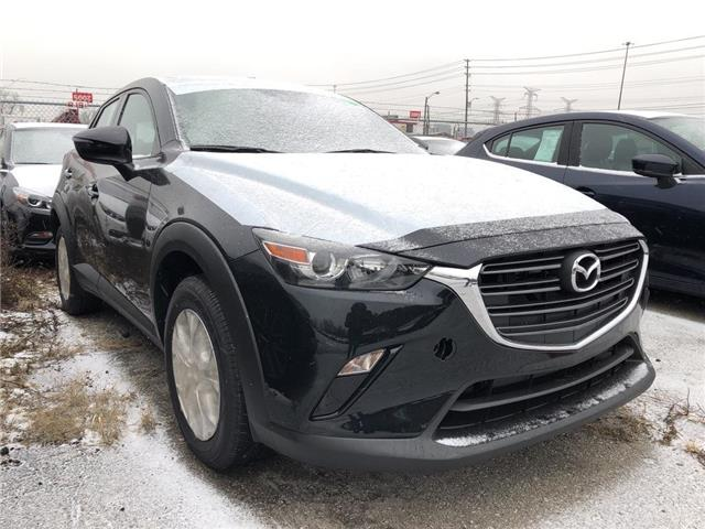 2019 Mazda CX-3 GS (Stk: 81230) in Toronto - Image 3 of 5