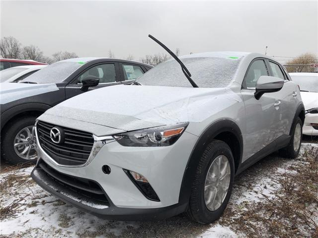 2019 Mazda CX-3 GS (Stk: 81259) in Toronto - Image 1 of 5